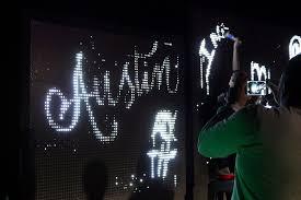 Trail Of Lights Austin Texas Trail Of Lights Austin Texas Waterlight Graffiti