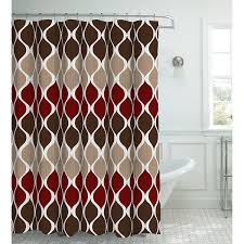 Wine Colored Curtains Decorations Contemporary Shower Curtains Burgundy And Gray