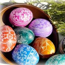 wax easter egg decorating velykos traditions celebrating easter in lithuania