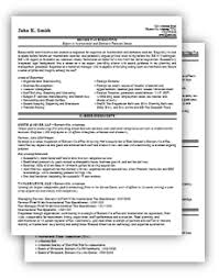 How To Write A Job Resume For A Highschool Student by Resumes And Letters Career Services Walton College