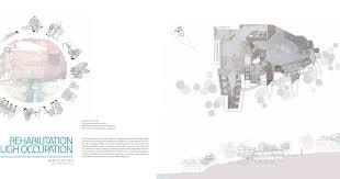 drug rehabilitation center floor plan unit 0 bartlett school of architecture ucl rehabilitation through