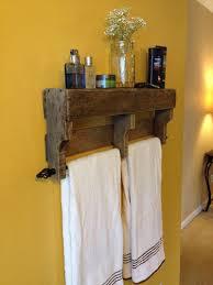 creative towel racks creative bathroom towel rack design ideas