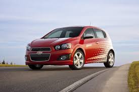 chevy sonic chevrolet sonic gets sporty with z spec accessories