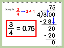 convert decimal to fraction converting fractions to decimals and
