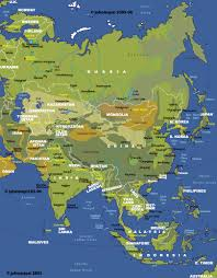 Southwest Asia Physical Map Physical Map Of North Asia You Can See A Map Of Many Places On