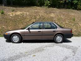 1990 honda accord dx honda accord sedan 1990 brown for sale 1hgcb7649la090386 1990