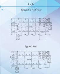 Business Floor Plans by Assotech Business Cresterra Noida Sector 135 Floor Plans