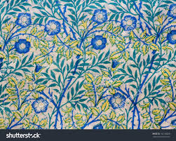 floral hand printed fabric india stock photo 102168628 shutterstock