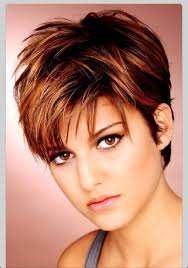 pictures of short hairstyles for round faces hairstyle for women