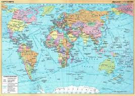 Real Map Of The World by Til About The Real Map Of The World U2014 Steemit