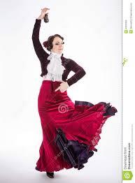 female spanish flamenco dancer stock photo image 43556595