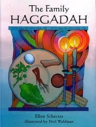 family haggadah the family haggadah schecter paperback 0670883417