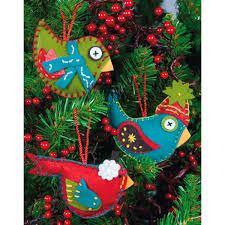felt christmas ornaments buy felt christmas ornament online
