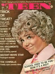 sissy hair dye story a look in teen magazine march 1969 flashbak