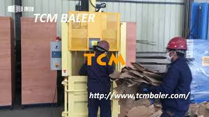 Wood Machines In South Africa by Waste Paper Baling Press Machine In South Africa Youtube