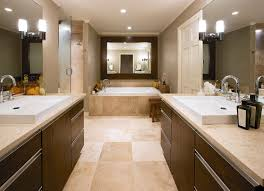 Vinyl Floor In Bathroom Top 5 Bathroom Flooring Options