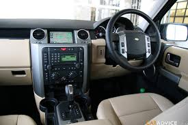 land rover inside view view of land rover discovery 3 s photos video features and