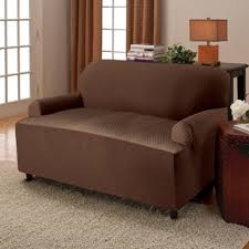T Cushion Sofa Slipcover by Sanctuary Galway Premium Stretch T Cushion Sofa Slipcover Free
