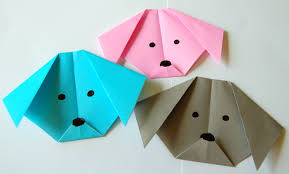 Origami Pets - make an origami bookworm