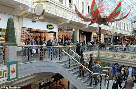 ugg boots sale trafford centre sector strikes shopping centres packed as strikers and