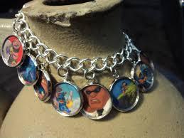 disney u0027s lilo and stitch charm bracelet
