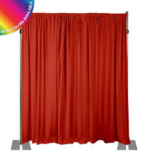 pipe and drape for sale 14ft high pipe and drape backdrop kits heavy duty 2 slip