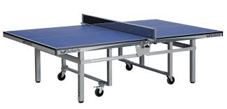 Table Tennis Dimensions The Best Table Tennis Tables