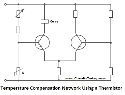Blok Diagram Hair Dryer thermistor working types ntc ptc uses comparison applications