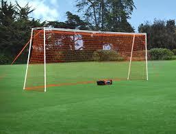 Soccer Net For Backyard portable soccer goals regulation soccer nets golme