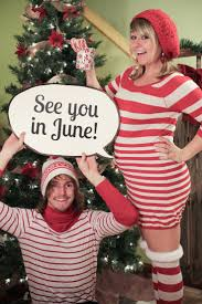 christmas pregnancy announcement creative and pregnancy announcement ideas