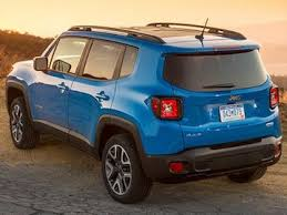 jeep renegade sierra blue 2015 jeep renegade pricing ratings reviews kelley blue book