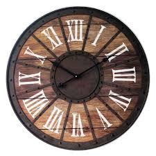 Pendules Murales Cuisine by Pendule Moderne Cuisine Horloge De Cuisine Geante Grande Horloge