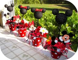 Mickey Mouse Center Pieces Mickey Mouse Centerpiece Ideas Mickey Mouse Clubhouse Birthday