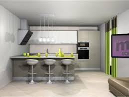 creer une cuisine dans un petit espace créer une cuisine américaine par mh deco
