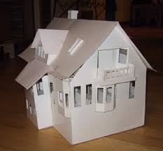 make house building architectural models 3d house models