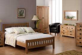 Bedroom Furniture Beds Wardrobes Dressers Yellow Wall Paint Combined White Ceiling Has Headlight Grey Carpet