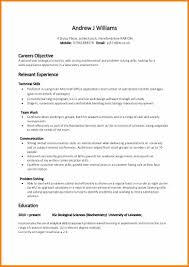 Objective For Phd Application Resume Sample Cover Letter With Salary Expectationsrequirements