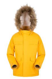kids parka jackets mountain warehouse us