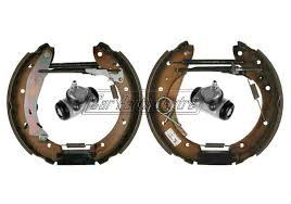 for citroen xsara picasso n68 rear brake shoes cylinders adjusters