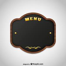 20 restaurant menu templates vectors download free vector art