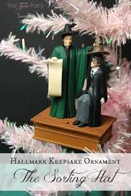 the sorting hat a hallmark keepsake ornament giveaway the