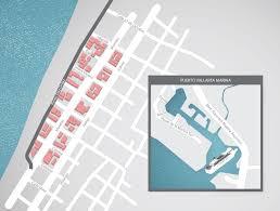 Puerto Vallarta Mexico Map by Puerto Vallarta Ports Port Shopping Spree