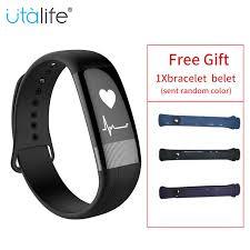 life tracker bracelet images Utalife u18 smart bracelet ecg smart wristband blood pressure jpg