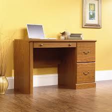 Oak Effect Computer Desk Orchard Computer Desk 402174 Sauder