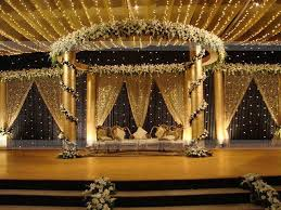 Marriage Decorations The 25 Best Indian Wedding Stage Ideas On Pinterest Desi