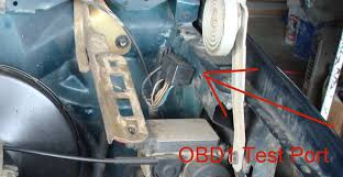 test port obd ford truck enthusiasts forums