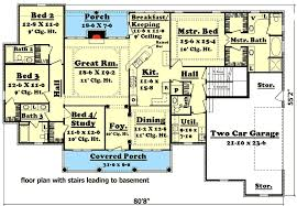 4 bedroom floor plans 4 bedroom house plan with options 11712hz