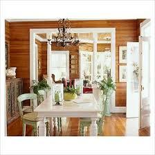 wood paneling white trim use of color mv redo pinterest