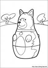 higglytown heroes coloring pages coloring book