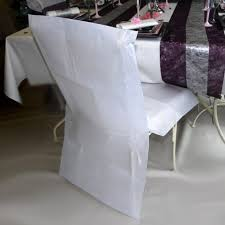 housse chaise jetable housse de chaise mariage discount housse de chaise jetable pas chère